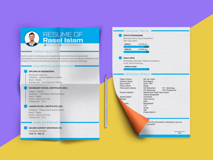 free engineering resume template with simple and clean design your own patient access Resume Design Your Own Resume Template