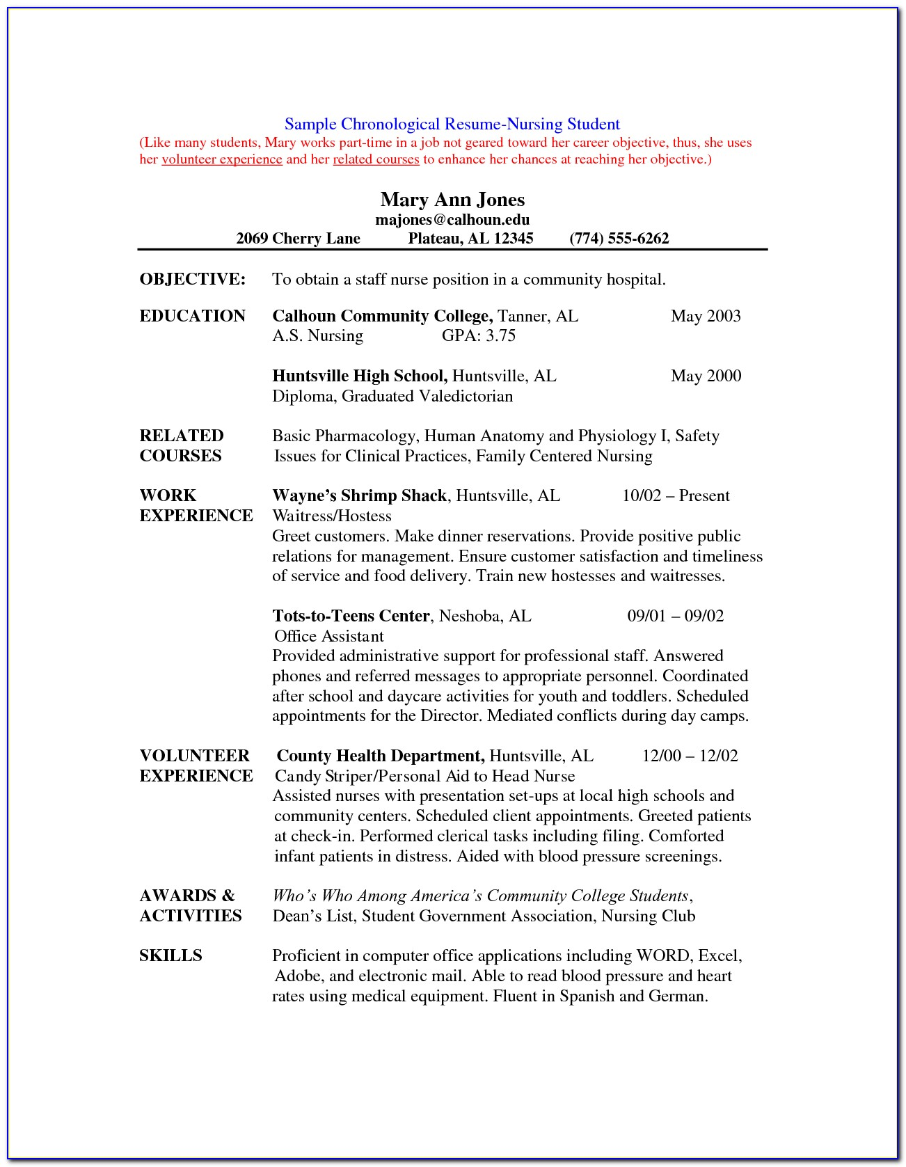 free modern chronological resume template vincegray2014 builder match psg best personal Resume Chronological Resume Builder Free