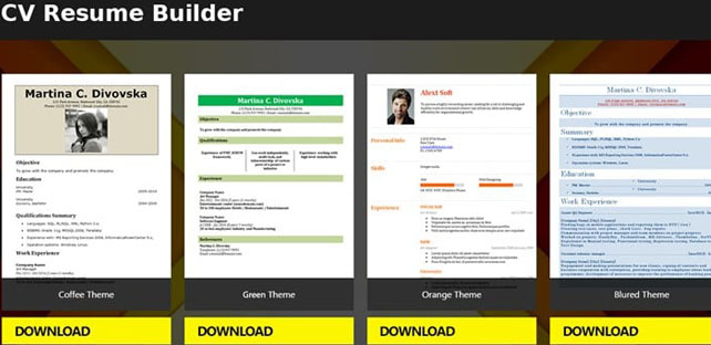 free resume builder minute cv templates android for template network testing teenager Resume Free Resume Templates For Android