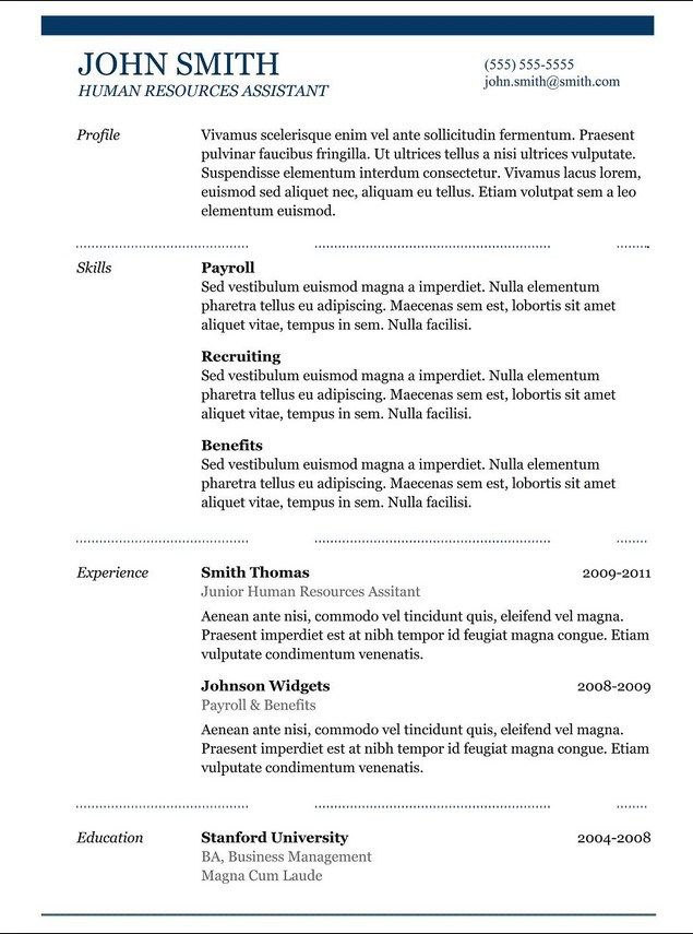 free resume templates copy and paste cover letter for job template word experienced Resume Copy And Paste Resume Template For Word