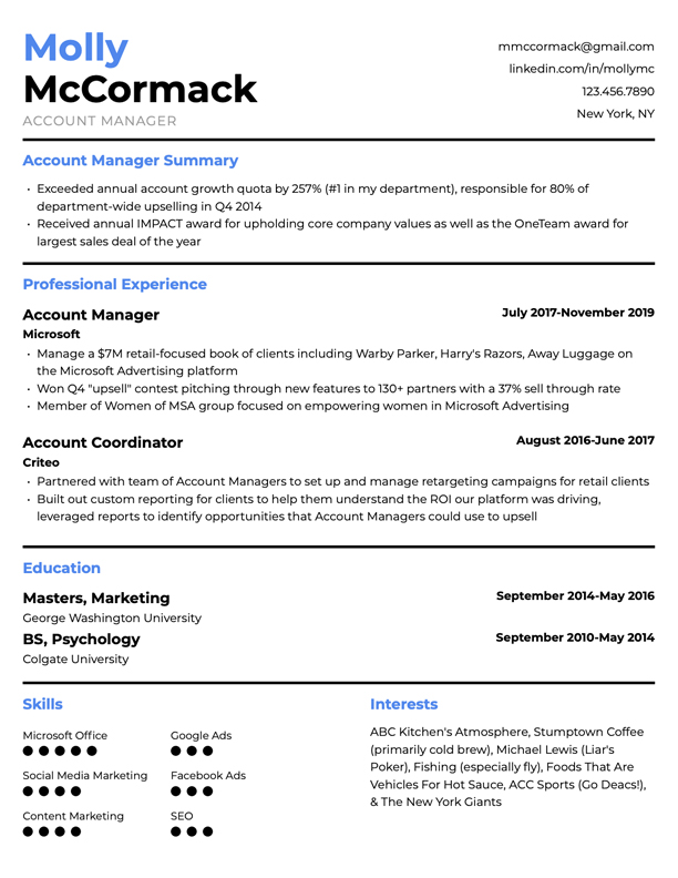 free resume templates for edit cultivated culture google template6 qualities services Resume Google Resume Templates 2020