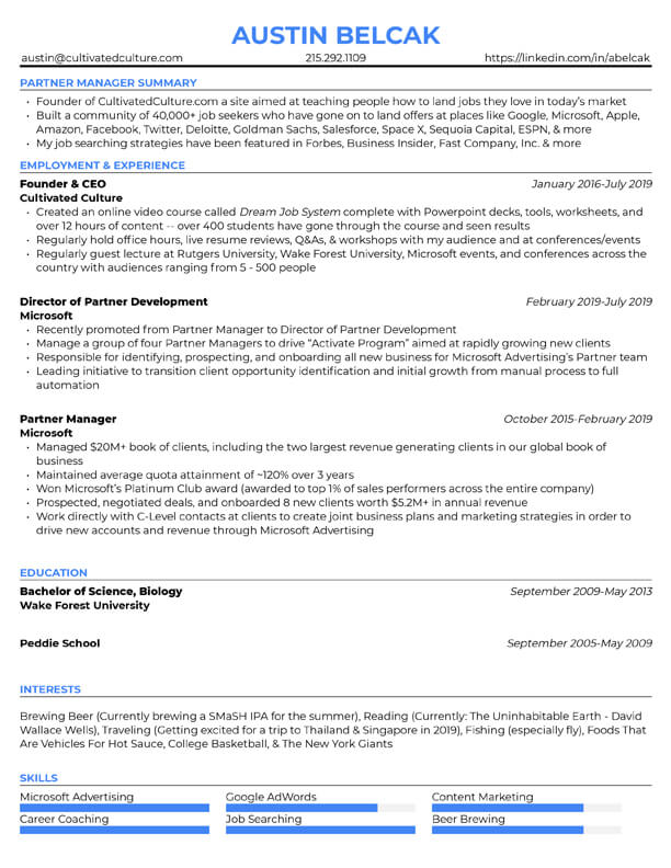 free resume templates for edit cultivated culture link template3 roofing foreman examples Resume Free Online Resume Link