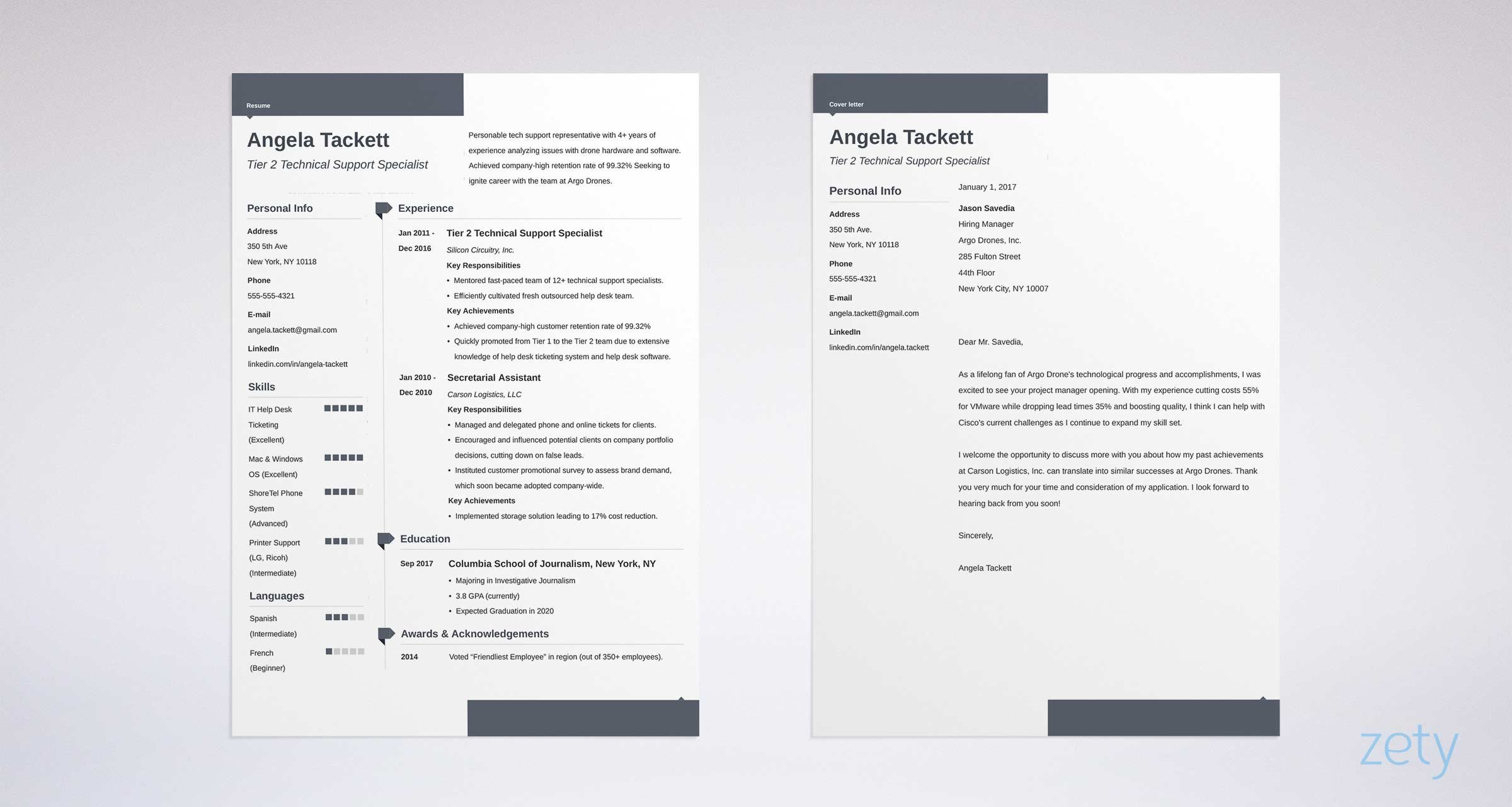 free resume templates for to now format simple employment junior project manager phone Resume 2 Page Resume Format