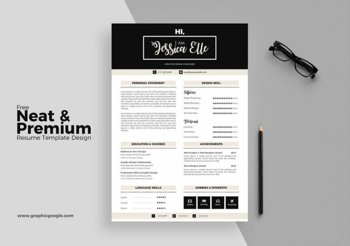free resume templates for to now unique gardener internal examples retail management Resume Unique Resume Templates Free