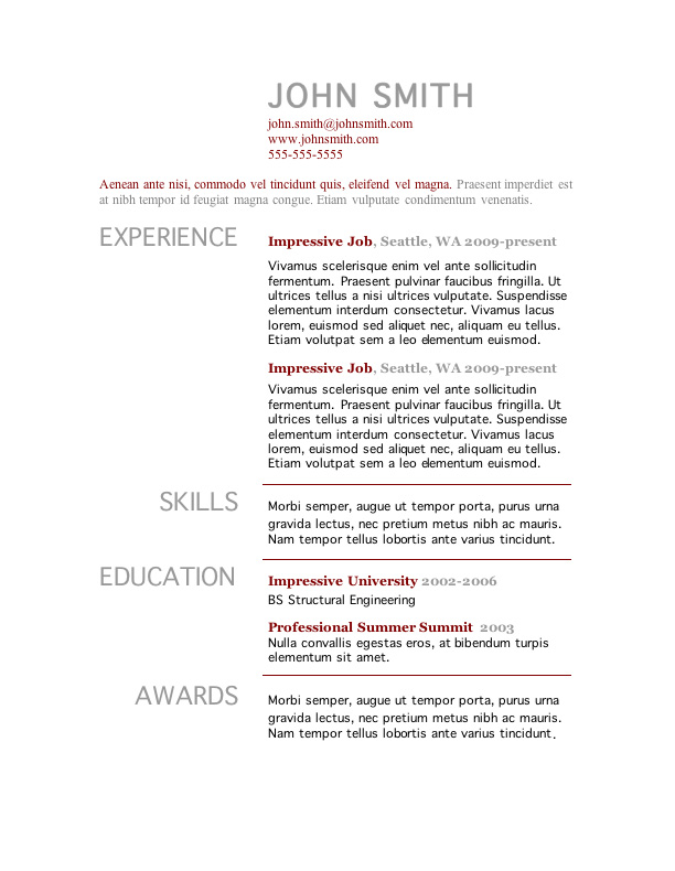 free resume templates template template2 android samples take best services glever Resume Free Resume Templates For Android