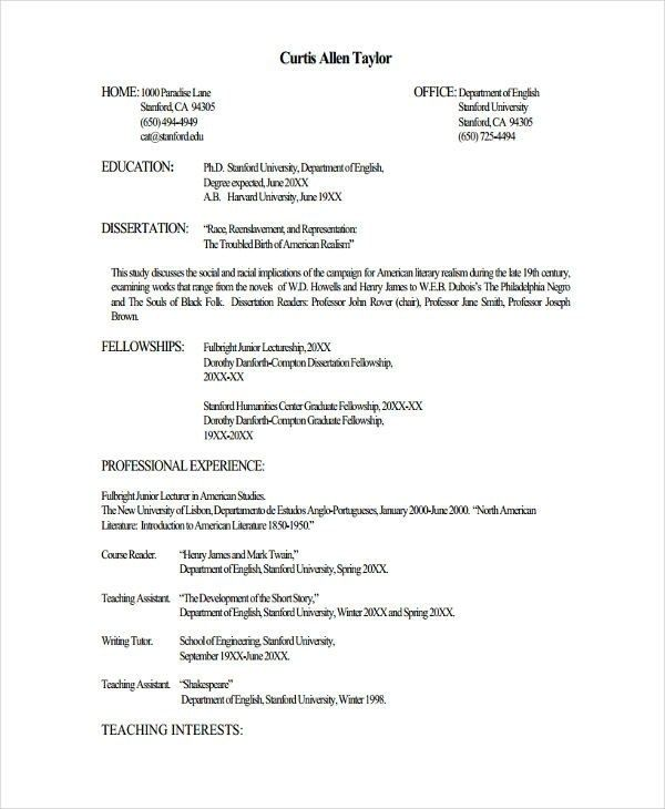 fresher lecturer resume templates free word pdf format teacher template job best Resume Lecturer Experience Resume