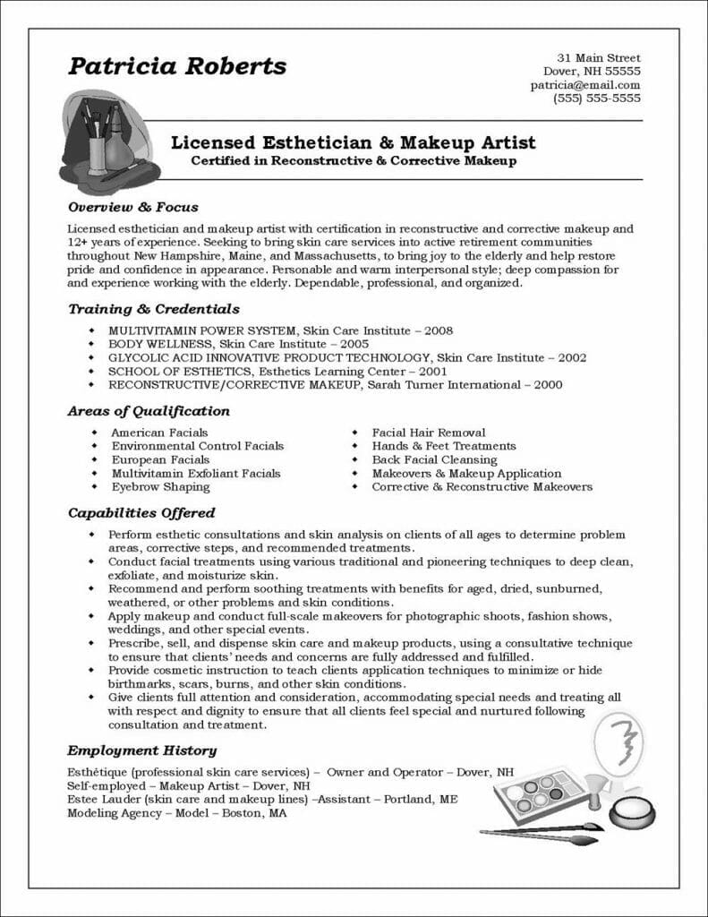 functional resume example distinctive career services format 791x1024 templates google Resume A Functional Resume Format