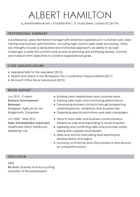 get inspired by the best cv examples myperfectcv resume writing services business Resume Resume Writing Services Hamilton