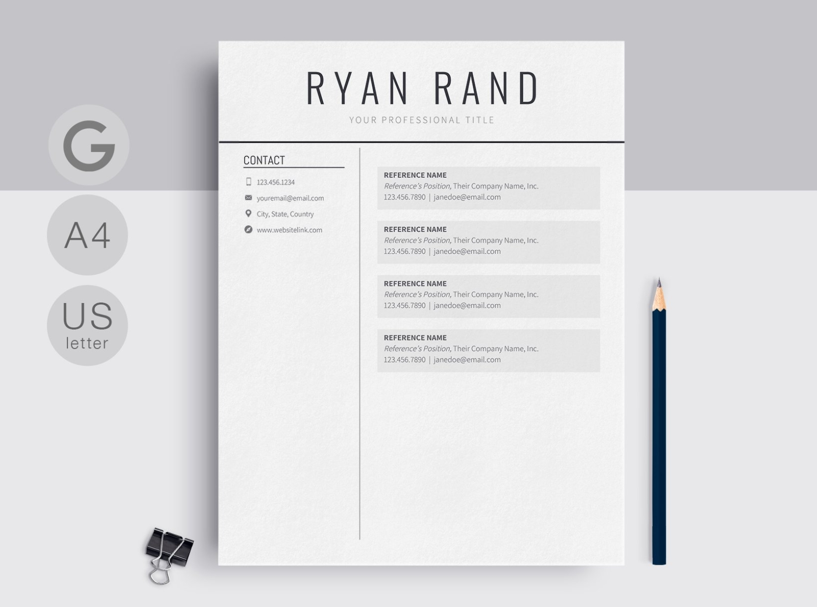 google docs resume template by templates on dribbble make usajobs great phrases tenses Resume Make Resume On Google Docs