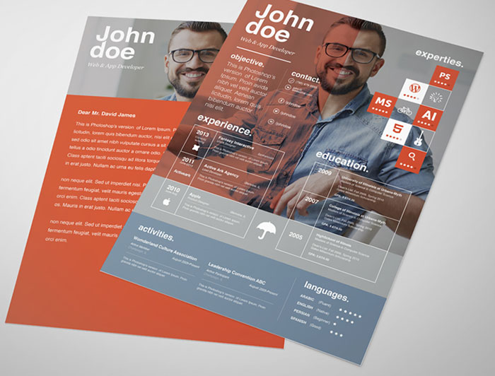 graphic design resume best practices and examples creative for designer internet Resume Creative Resume Design For Graphic Designer