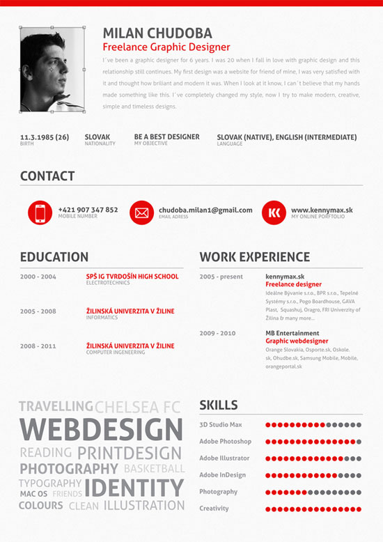 graphic design resume best practices and examples student template safety coordinator Resume Graphic Design Student Resume Template