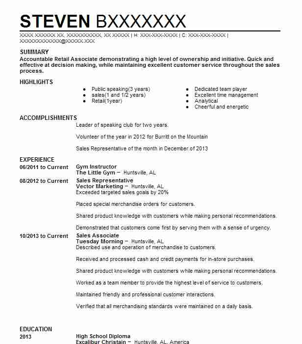 gym instructor resume example resumes livecareer format for fresher trainer free analysis Resume Resume Format For Fresher Gym Trainer