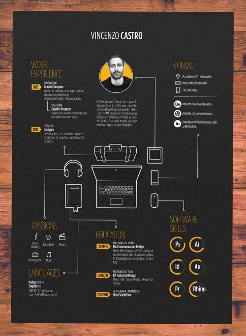if you like this cv template check others on my board thanks for graphic design resume Resume Creative Resume Design For Graphic Designer