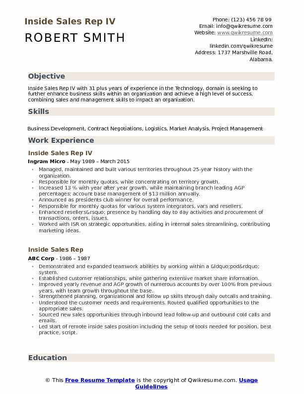 inside rep resume samples qwikresume template pdf nvh engineer sap business one for Resume Inside Sales Resume Template