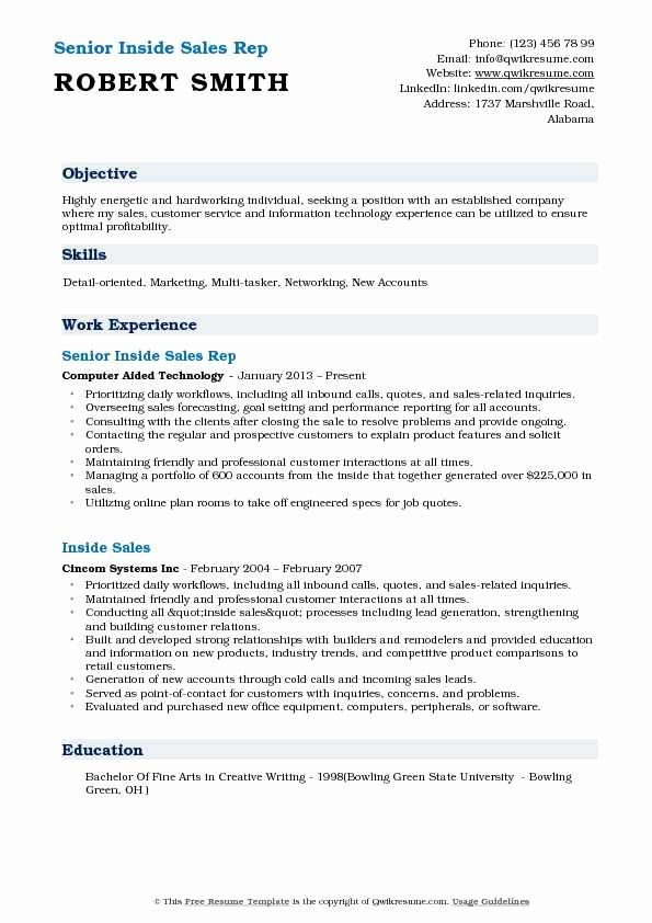 inside representative resume beautiful rep samples examples job writing for position Resume Writing A Resume For A Sales Position