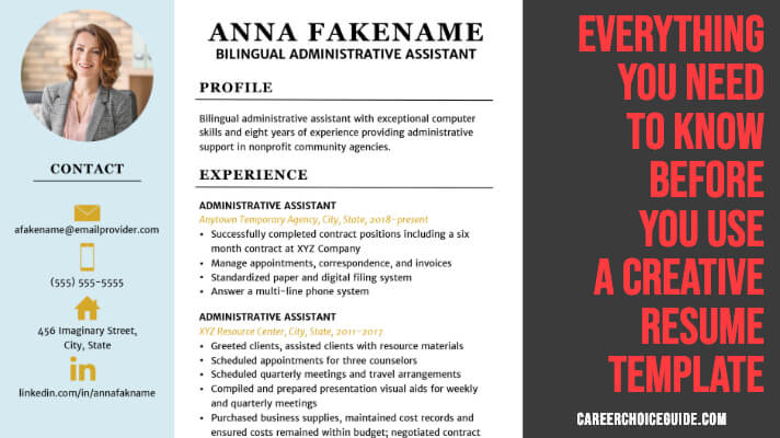 is creative resume design ruining your job search skills for post chronological template Resume Creative Skills For Resume