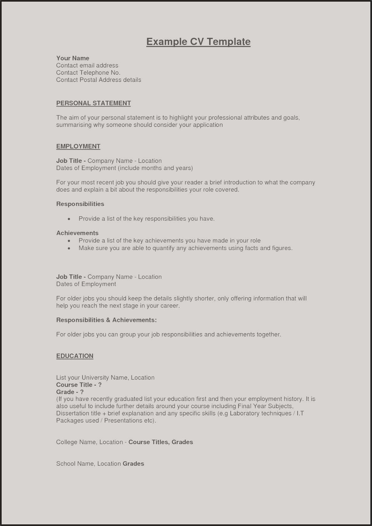 job title on resume best of 1st grade book report template unique example perfect Resume Should You Include Months On A Resume