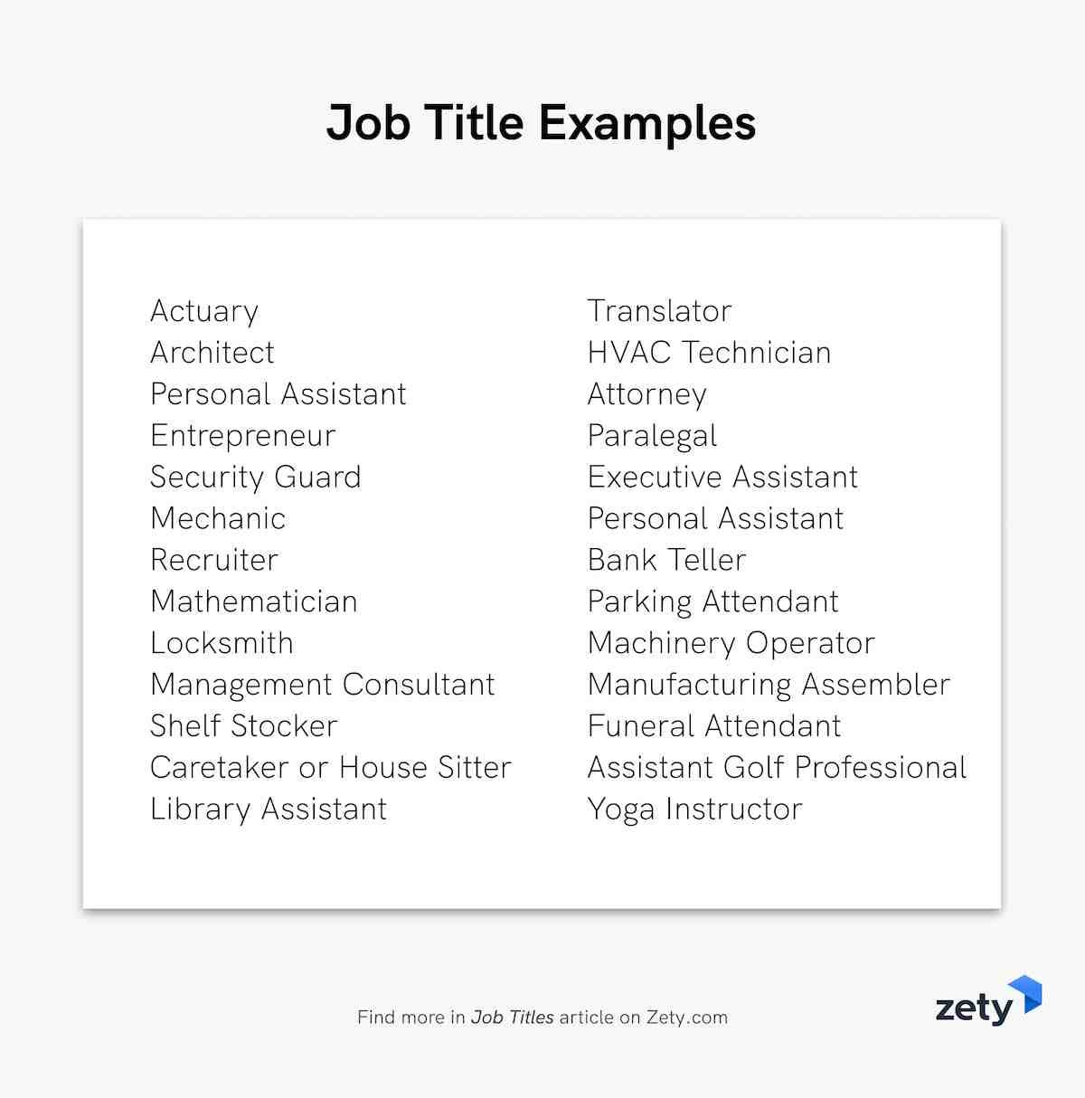 job titles for professional positions current desired category on resume title examples Resume Job Category On A Resume