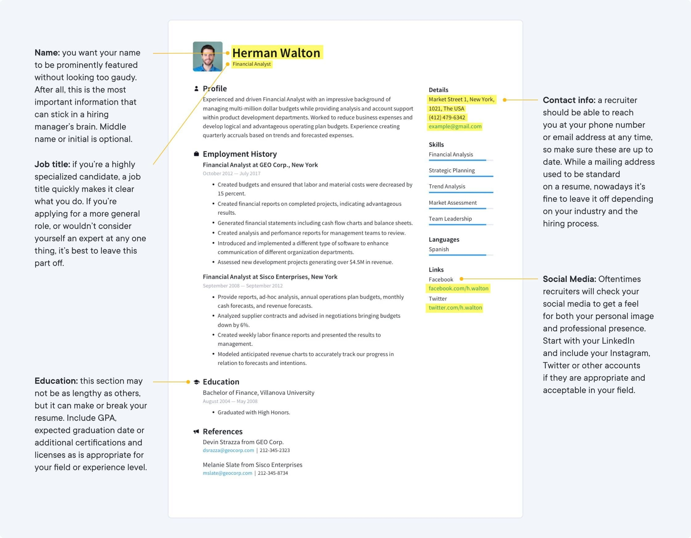 job winning resume templates free io design your own template senior network Resume Design Your Own Resume Template