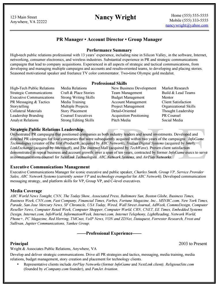knockemdead resume examples professional writing service public relations aviation Resume Aviation Resume Writing Service