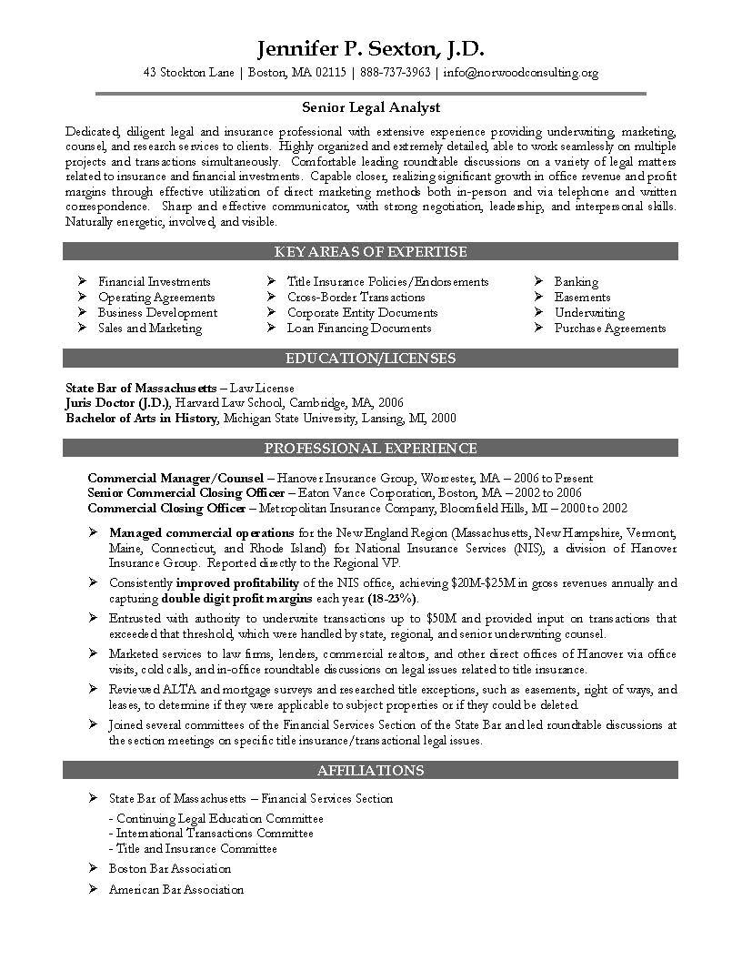 lawyer sample resume attorney tyrone norwood cprw legal writing services ios developer Resume Legal Resume Writing Services