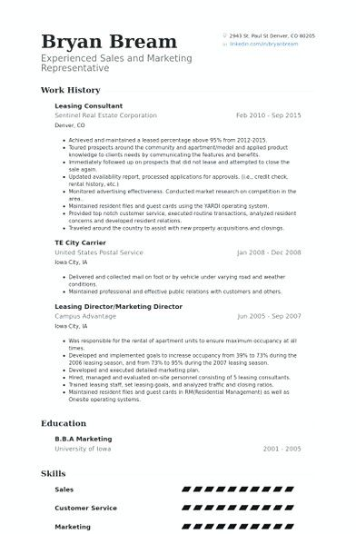 leasing consultant resume example manager if you are interested in making re agent job Resume Leasing Agent Job Description For Resume