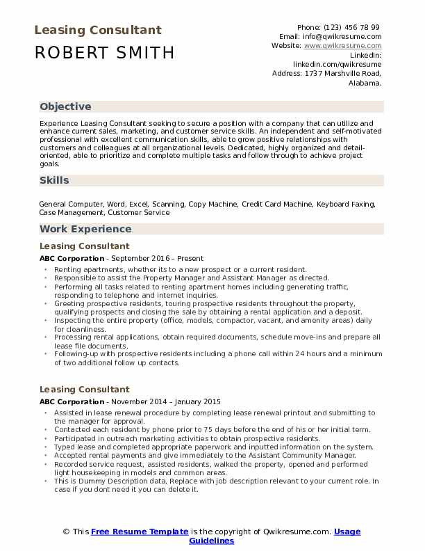 leasing consultant resume samples qwikresume agent job description for pdf communication Resume Leasing Agent Job Description For Resume