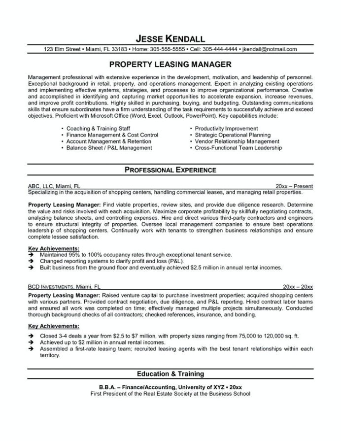 leasing manager resume agent if you are interested in making consultant property job Resume Leasing Agent Job Description For Resume