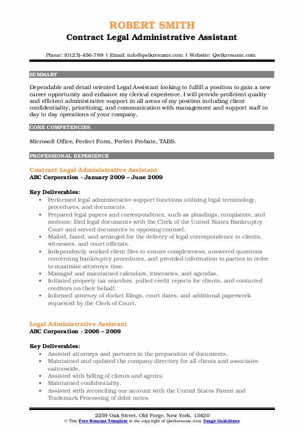 legal administrative assistant resume samples qwikresume sample pdf local builders high Resume Legal Assistant Resume Sample