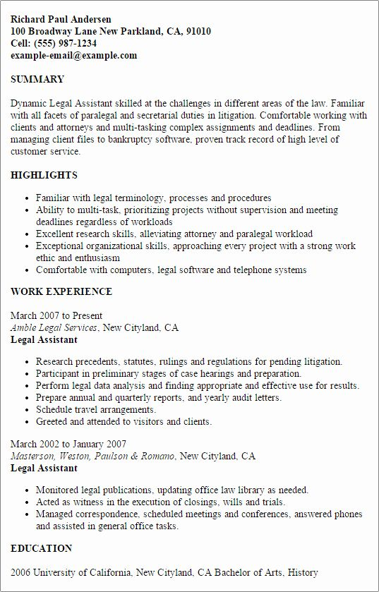 legal assistant resume examples best of template design tips job good sample lvn Resume Legal Assistant Resume Sample