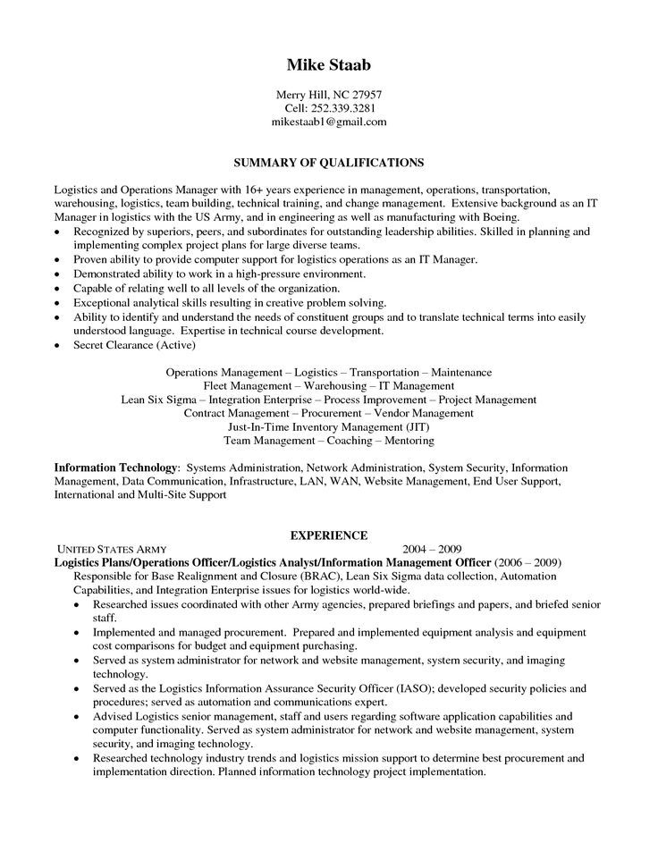 logistics coordinator resume sle images it service operations manager contemporary Resume Logistics Coordinator Resume Objective