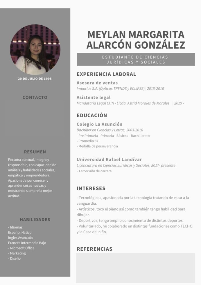 make nice resume for the job your looking by meylanalarcon career summary statement Resume Make A Nice Resume