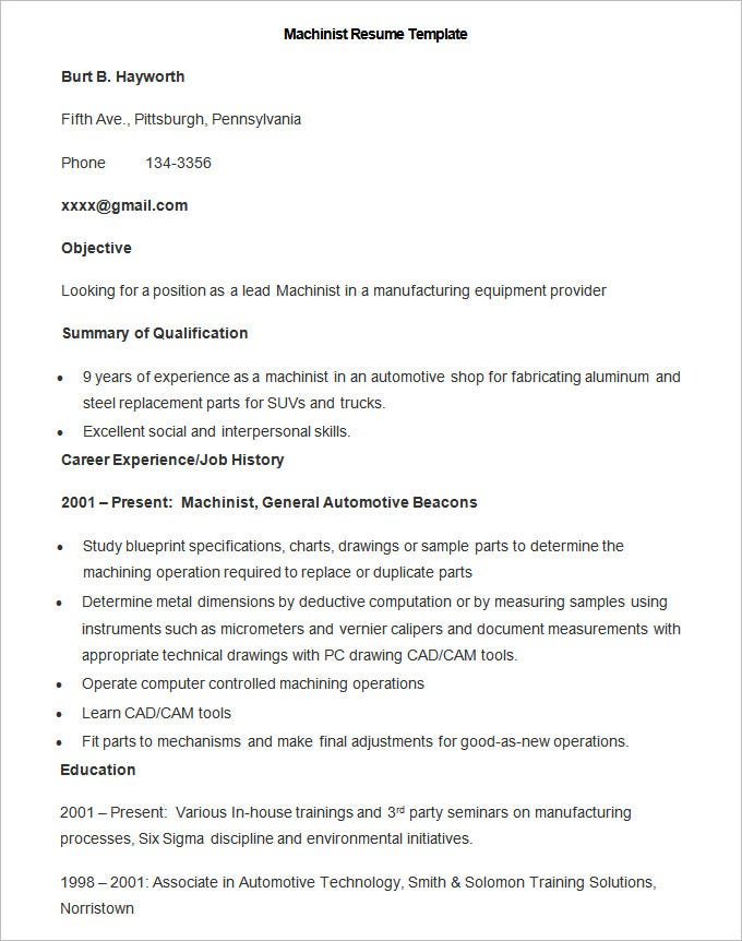 manufacturing resume template free samples examples format premium templates sample Resume Manufacturing Resume Samples