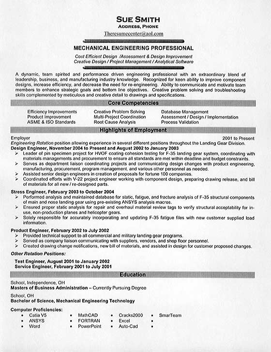 mechanical engineering resume example student examples sample it engineering7 entry level Resume Engineering Student Resume Examples