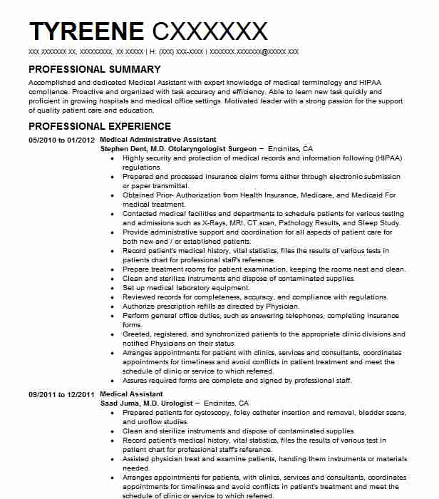 medical administrative assistant resume example livecareer office skills accounting Resume Medical Office Assistant Skills Resume