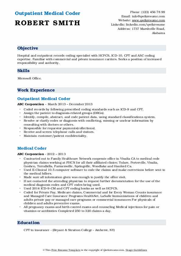 medical coder resume samples qwikresume sample pdf master example indeed subscription Resume Medical Coder Resume Sample