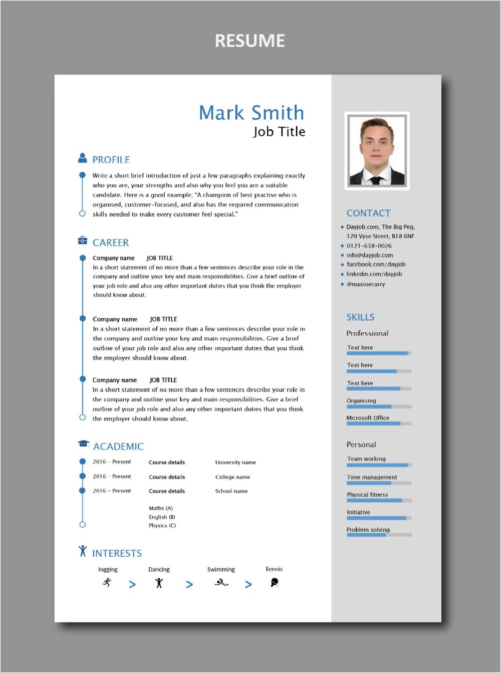 modern resume template get invited to job interview career work format for pic sep master Resume Resume Format For Job Interview