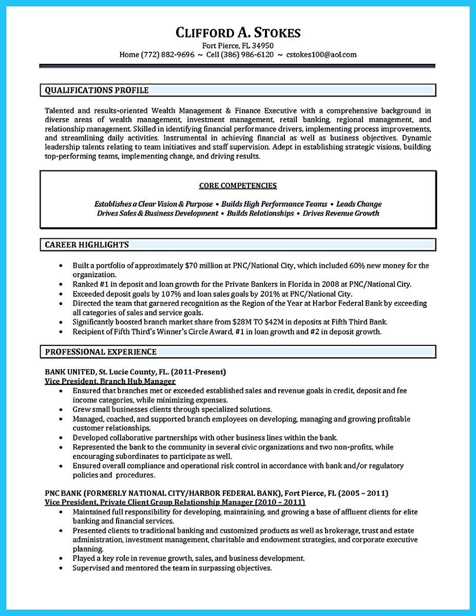 nice starting successful career from great bank manager resume relationship management Resume Wealth Management Resume Examples