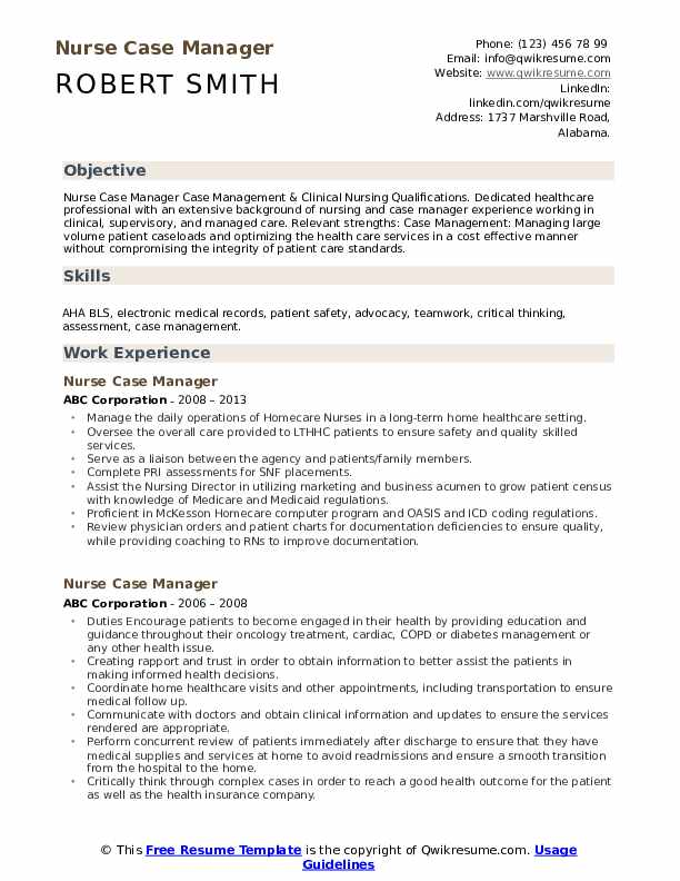 nurse case manager resume samples qwikresume lvn pdf sap pi consultant metallurgical Resume Lvn Case Manager Resume