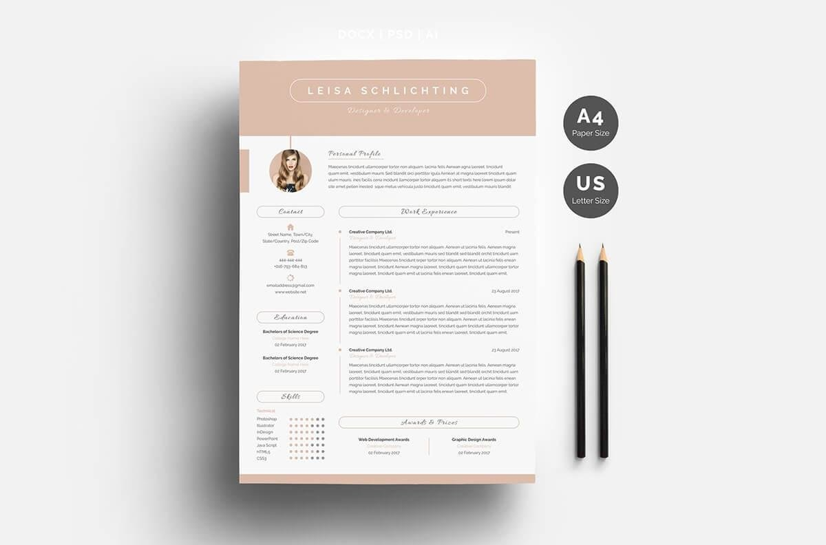 one resume templates examples of format single spring microservices technical operations Resume Single Page Resume Examples