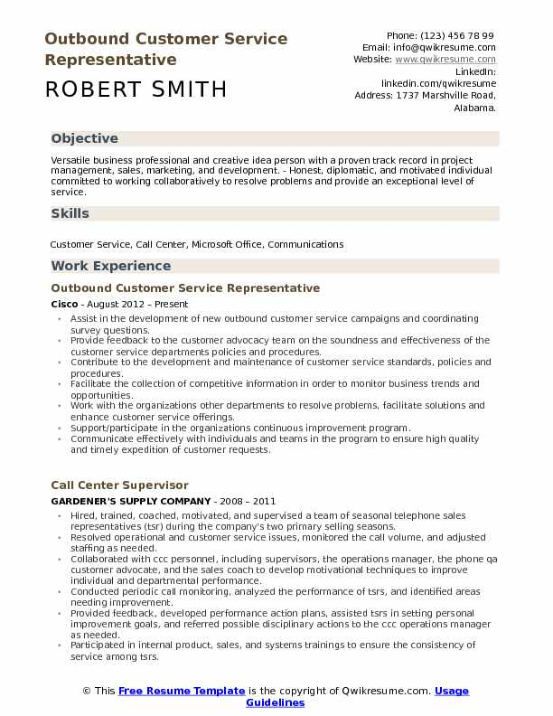 outbound customer service representative resume samples qwikresume call center examples Resume Call Center Customer Service Resume Examples