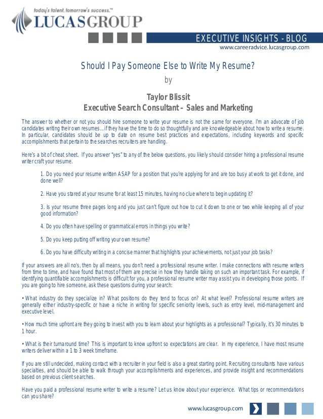 pay someone to do your resume mba essay writing service get professional made engineer Resume Get Professional Resume Made