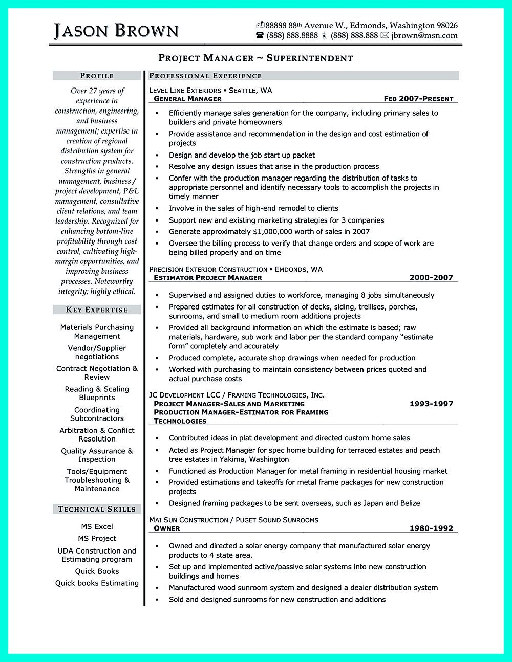perfect construction manager resume to get approved project examples superintendent pdf Resume Construction Superintendent Resume Pdf