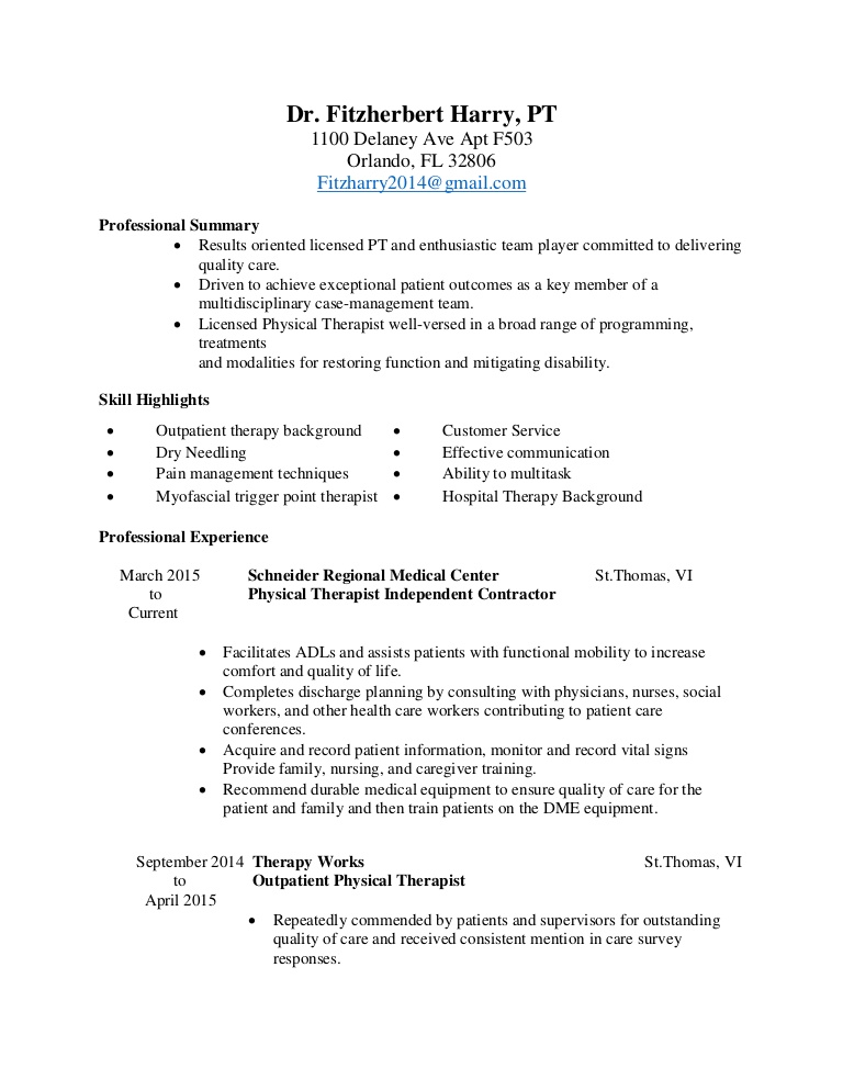 physical therapy resume aide summary thumbnail windows payroll clerk first format Resume Physical Therapy Aide Resume Summary