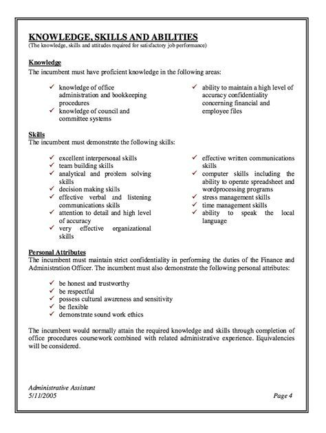 pin by honorene browne on weddings administrative assistant job description jobs office Resume Administration Job Description Resume