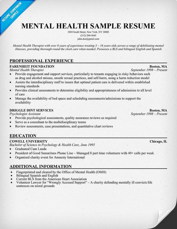 pin on health objective for mental resume auditor example retail customer service job Resume Objective For Mental Health Resume