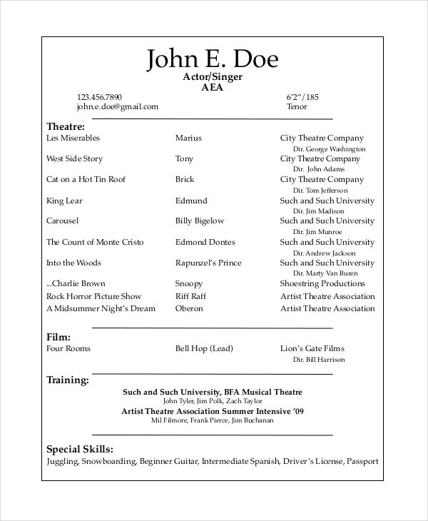 pin on teaching theatre performance resume template duties of babysitter for babysitting Resume Theatre Performance Resume Template