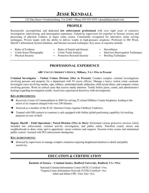 police officer resume samples template free in cover letter for examples experienced Resume Experienced Police Officer Resume