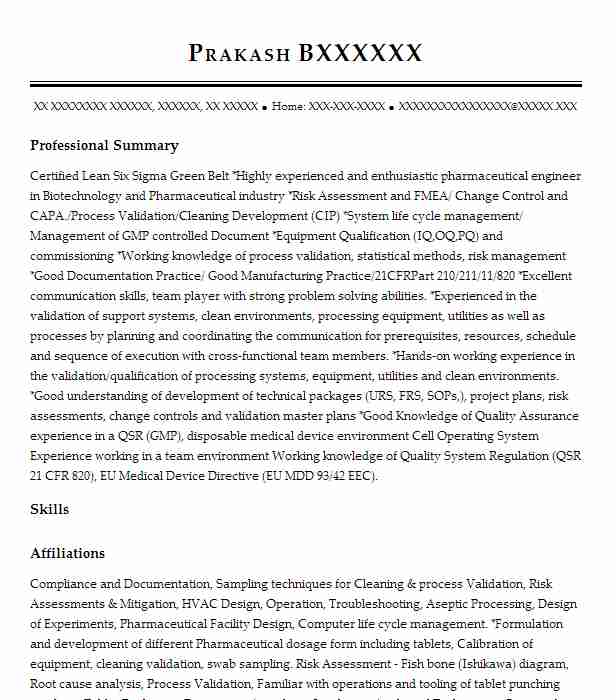 post silicon validation engineer resume example intel corporation contract hillsboro Resume Post Silicon Validation Engineer Resume