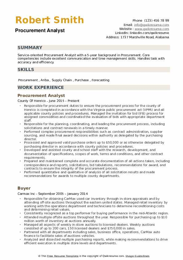 procurement analyst resume samples qwikresume sourcing examples pdf reconciliation Resume Sourcing Resume Examples